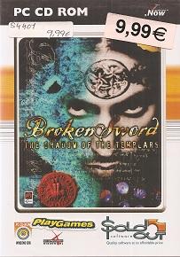 Broken Sword (Coleção Sold Out) em saldo, rebaixa total!!!