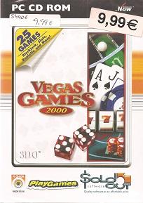 Vegas Games 2000 (Coleção Sold Out) em saldo, rebaixa total!!!