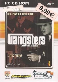 Gangsters - Organized Crime (Colecção Sold Out) em saldo, rebaixa total!!!