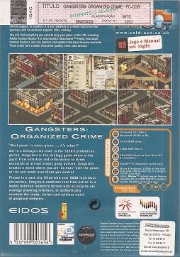 fotografia do artigo Gangsters - Organized Crime (Colecção Sold Out)