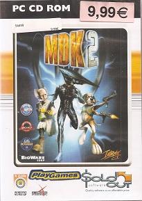 MDK 2 (Coleção Sold Out) em saldo, rebaixa total!!!