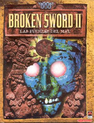 Broken Sword II - The Smoking Mirror em saldo, rebaixa total!!!
