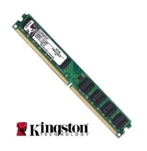 Memória DDR2 1GB 667MHz Kingston  em saldo, rebaixa total!!!