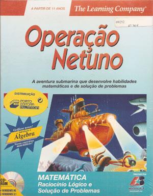 Operação Netuno (PC CD-ROM) em saldo, rebaixa total!!!