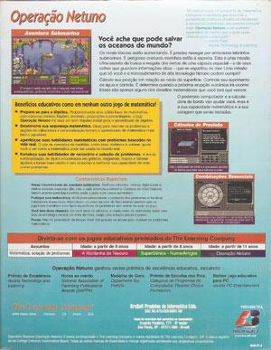 fotografia do artigo Operação Netuno (PC CD-ROM)