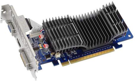 fotografia do artigo Placa gráfica ASUS EN8400GS Silent PCIe 512MB