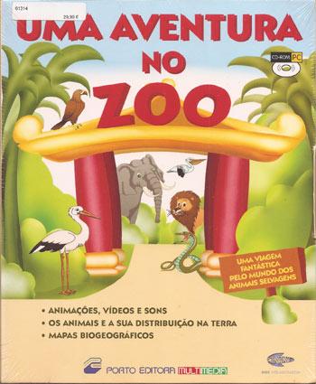 Uma Aventura no Zoo (PC CD-ROM) em saldo, rebaixa total!!!
