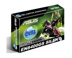 Placa gráfica ASUS EN8400GS Silent PCIe 512MB em saldo, rebaixa total!!!