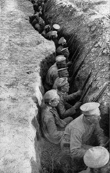 Primeira Grande Guerra - 100 Anos Depois