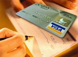 Informação sobre contas bancárias e créditos pela internet