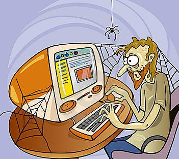Portugueses passam mais tempo na Internet