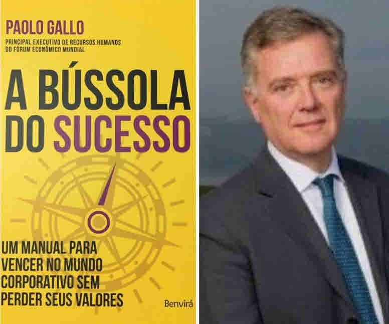 A chave para a felicidade no trabalho segundo Paolo Gallo
