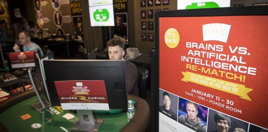 Poker – libratus derrota profissionais pela primeira vez
