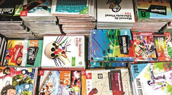 despesas de educação - manuais escolares