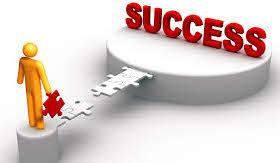 passar a ponte para alcançar o sucesso