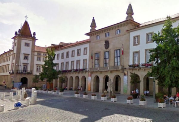 cidade de Covilhã