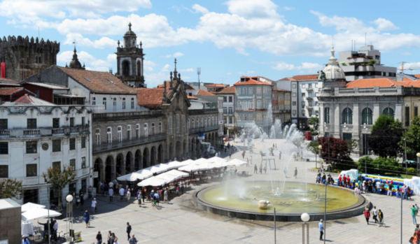 cidade de Braga