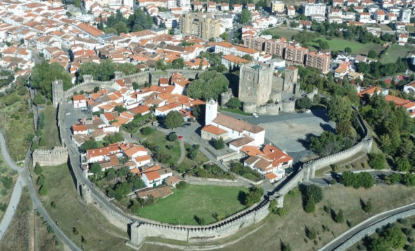 cidade de Bragança