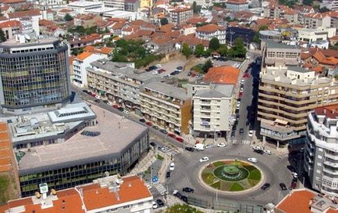 cidade de Oliveira de Azemeis