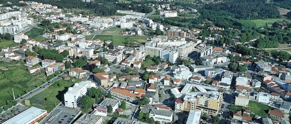 cidade de Paços de Ferreira