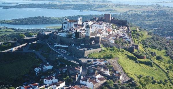 cidade de Reguengos de Monsaraz