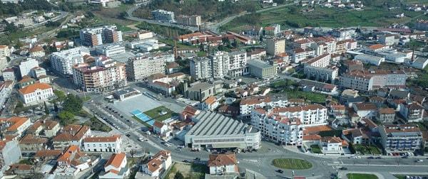 cidade de Vale de Cambra