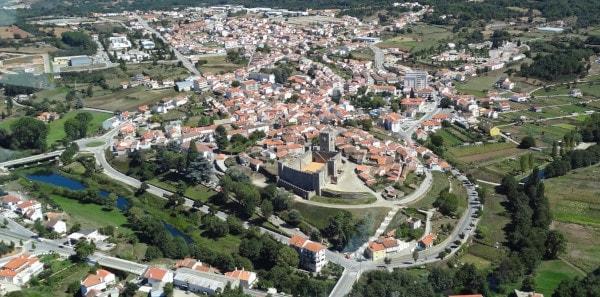 cidade de Sabugal
