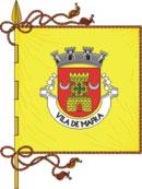 bandeira do município de Mafra