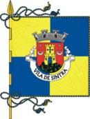bandeira do município de Sintra