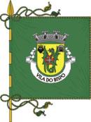 bandeira do município de Vila do Bispo