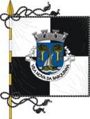 bandeira do município de Vila Nova da Barquinha