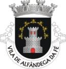 Brasão do município de Alfandega da Fé