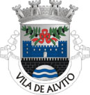 Brasão do município de Alvito