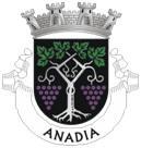 Brasão do município de Anadia