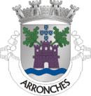 Brasão do município de Arronches
