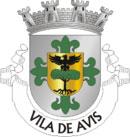 Brasão do município de Avis