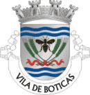 Brasão do município de Boticas