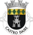 Brasão do município de Castro Daire