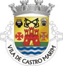 Brasão do município de Castro Marim