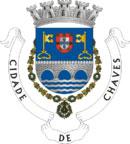 Brasão do município de Chaves