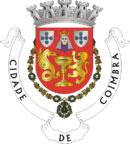 Brasão do município de Coimbra