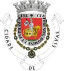 Brasão do município de Elvas