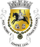 Brasão do município de Évora