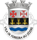 Brasão do município de Ferreira do Zêzere