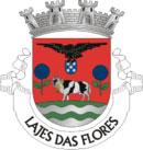 Brasão do município de Lajes das Flores