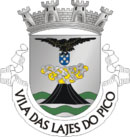 Brasão do município de Lajes do Pico