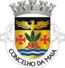 Brasão do município de Maia