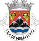 Brasão do município de Mesão Frio
