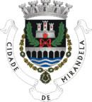 Brasão do município de Mirandela