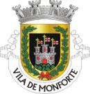 Brasão do município de Monforte
